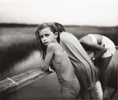 PHILLIPS : NY040508, Sally Mann, Jessie in the Wind