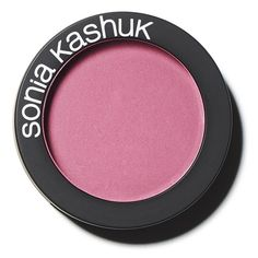It's all about the blush, baby.