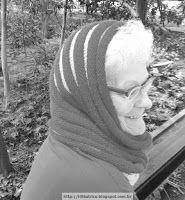 ** BLOG LILIKA TRICÔ - KNITTING **: GOLA-CAPUZ BOOMSLANG - by Susanne Reese