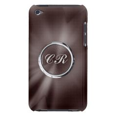 Your Initials  Speck CaseCase-Mate Barely There 4th Generation iPod Touch Case
