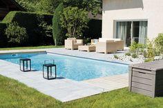 Pool Pool, Outdoor Decor, Green, Modern, Home Decor, Paradise, Ideas, Gardens, Swiming Pool