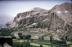 UNESCO: The cultural landscape and archaeological remains of the Bamiyan Valley represent the artistic and religious developments which from the 1st-13thC characterized ancient Bakhtria, integrating various cultural influences into the Gandhara school of Buddhist art. The area contains numerous Buddhist monastic ensembles and sanctuaries, as well as fortified edifices from the Islamic period. The tragic destruction by the Taliban of the 2 standing Buddha statues shook the world in March 2001