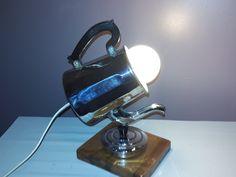 lampe d tourn e boule de cuisson riz sauv e de la d ch terie luminaires par poub art. Black Bedroom Furniture Sets. Home Design Ideas
