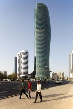 Kipco Tower / SSH International /Kuwait