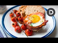 How to make... Mini Bacon Egg Cups! - YouTube