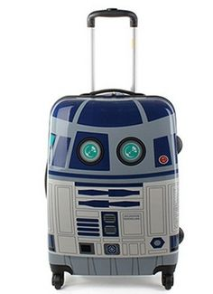 r2-d2 trolley suitcase 1