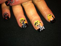 Spooktacular 3 - Nail Art Gallery by NAILS Magazine
