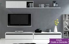 259€ Mueble apilable de diseño en 2 colores para decorar tu salón Deskontalia Planes Gipuzkoa - Descuentos en Gipuzkoa del 70%. Ofertas en Gipuzkoa.