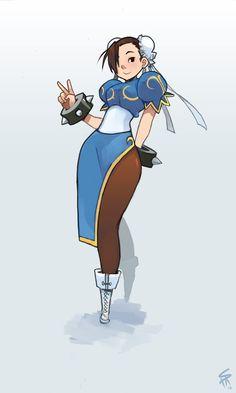 Character design girl, game character, street fighter v games, i love ga Chun Li, Chun Lee Street Fighter, Capcom Street Fighter, Character Design Girl, Game Character, V Games, Video Games, Fighting Games, Deviantart