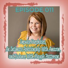 If you haven't had your cup of coffee yet and you are dragging your feet, this week's episode can be your shot of espresso.  My latest guest Maggie Patterson brings lots of energy as shares her money story.  Besides a successful entrepreneur, she's also a wife and mother which is the side I wanted to …