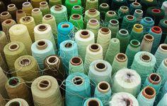 cones of thread