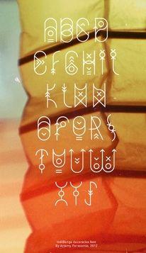 Indi Bonga on Typography Served — Designspiration