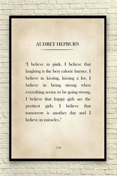 Motherhood Quotes Discover Audrey Hepburn Print Audrey Hepburn Quote Custom Art Print Book Page Art Print Audrey Hepburn Wall Art Classic Book Page Art Print Citations Audrey Hepburn, Audrey Hepburn Quotes, Audrey Hepburn Bedroom, Audrey Hepburn Style, Great Quotes, Quotes To Live By, Me Quotes, Inspirational Quotes, Qoutes