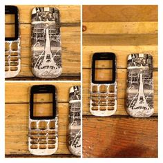 decorated case for super cool nokia :) so simple and unique.