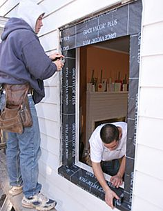 How to replace exterior window trim diy furniture - How to repair exterior window trim ...