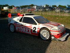 Pat Doran RS200 Rally Car, Monster Trucks, Ford, Racing, Gallery, Motors, Garage, Times, Group