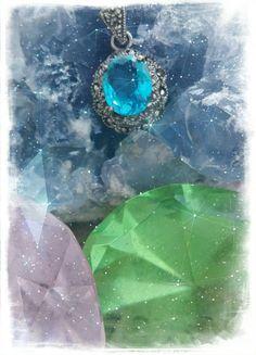 Guarda questo articolo nel mio negozio Etsy https://www.etsy.com/it/listing/481029732/ciondolo-topazio-azzurro-in-argento