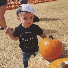 Toddler Boys Clothes ~ Little Noah looking epically cute in our #Minti wildest one tee 🎃 thanks @angelinamarie_xx (IG) for this gem!   www.tinystyle.com.au  #iloveminti #coolkids #boysfashion #friyay #mintibaby #coolbabyclothes #boysclothes #toddlerboysclothes