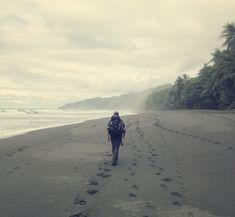 Erfahrungsbericht zum Wandern und Trekking im Corcovado Nationalpark in Costa Rica von Puerto Jimenez zur Rangerstation La Sirena + Corcovado Packliste.