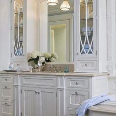 Master bathroom ideas grey traditional white bathroom ideas decorate bathroom remodel traditional home traditional bathroom traditional Cheap Bathroom Vanities, Cheap Bathrooms, Bathroom Renos, Bathroom Ideas, Bathroom Marble, Attic Bathroom, Bathroom Remodeling, Neutral Bathroom, Bathroom Black