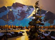 Wind Change - Howe Sound, by Michael O'Toole