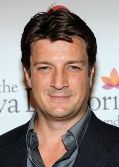 "Nathan Fillion of ""Castle"""