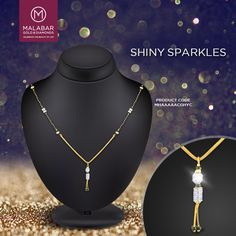 Grace an auspicious occasion with its shiny sparkles and experience praise and love.
