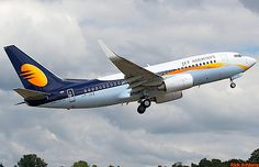 Jet Air Shares Up On Etihad Investment Hopes