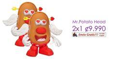 2x1 Mr. Potato Head ¢9.990!!! Envio Gratis en todo el GAM!!!
