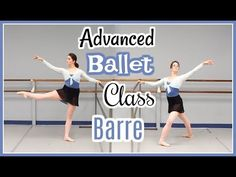 Classic Ballet Barre Workout #2 Without Intros | Kathryn Morgan - YouTube