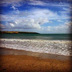 Par beach, Cornwall