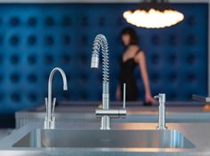 Franke Faucets are the finest! #KitchenFaucet