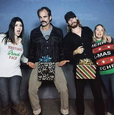 You gotta wait until christmas to open the presents Walking Dead Season 8, Walking Dead Cast, Austin Amelio, Face Mas, Stuff And Thangs, Guilty Pleasure, Films, Movies, Bts Photo