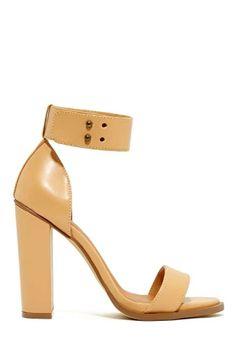 Shoe Cult Coy Sandal - Nude