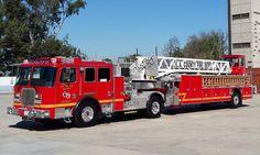 North Myrtle Beach Fire Rescue Truck 714 Photo By Pierce