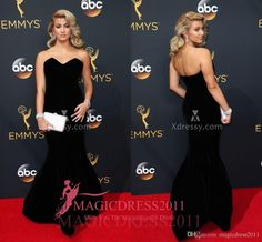 Tori Kelly Elegant Black Strapless Sweetheart Trumpet Evening Dress Emmys 2016 Sweetheart Red Carpet Backless Formal Celebrity Gowns Crystal Prom Evening Myriam Fares Golden Globe Sexy Luxury Formal Gowns Online with 112.0/Piece on Magicdress2011's Store | DHgate.com