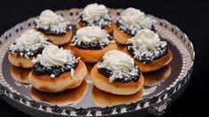 Pavlova, Mini Cupcakes, Cheesecake, Muffin, Bread, Make It Yourself, Breakfast, Recipes, Food
