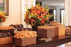 Bella_Fiore_Decoração_festa_laranja_marrom Bella_Fiore_Decor_party_orange_brown