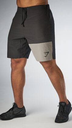 The Men's Board Shorts are a must-have for your holiday wardrobe. Perfect for surfing, or simply chilling on the beac Indian Men Fashion, Mens Fashion Suits, Mens Dress Shorts, Gym Outfit Men, Mens Activewear, Polo T Shirts, Swim Shorts, Mens Clothing Styles, Sport Outfits