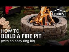 fire pit design idea for more attractiveness - best outdoor fire. fire pit design idea for more attractiveness - best outdoor fire. diyfirepit, attractive design diyfirepit Fire I love this stunning homemadefirepit homemade Fire Pit Uses, Easy Fire Pit, Cool Fire Pits, Paver Fire Pit, Fire Pit Grill, Fire Pit Backyard, Backyard Seating, In Ground Fire Pit, Custom Fire Pit