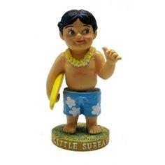 """Little Surfah"" Mini Dashboard Doll"