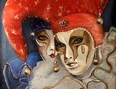 Маски Венеции. Классические маски. Обсуждение на LiveInternet - Российский Сервис Онлайн-Дневников