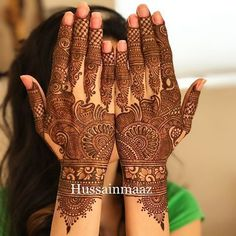 Super Ideas For Traditional Bridal Henna Mehandi Designs Latest Bridal Mehndi Designs, Indian Mehndi Designs, Henna Art Designs, Mehndi Designs 2018, Unique Mehndi Designs, Wedding Mehndi Designs, Beautiful Mehndi Design, Mehandi Designs, Indian Henna