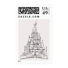 Belle  Be Our Guest Postage Stamp Stamps Postage Postagestamp