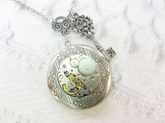 beautiful locket