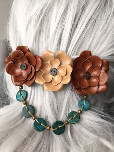 These Steampunk Hair Accessories Can Upgrade Any Outfit