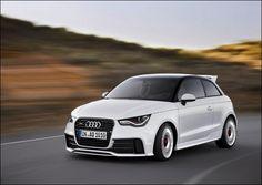 2017 Audi RS1 rivale della Mini JCW avrà 280 CV?