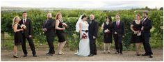 Plum Pretty Photography | Colorado Vineyard Wedding | Colorado Wine Country Inn | Colorado Wedding Photographer | Wine themed Wedding | Red and Black Wedding