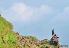 Pico de Loro. Stone chair.