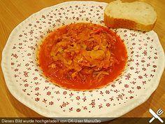 Bigos - polnisches Nationalgericht, ein sehr schönes Rezept aus der Kategorie Gemüse. Bewertungen: 32. Durchschnitt: Ø 4,2.